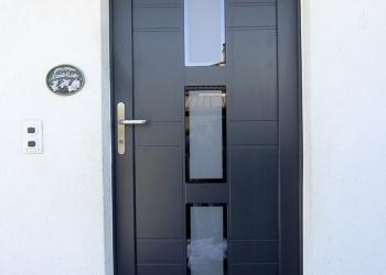 Ersatz Haustüre nachher