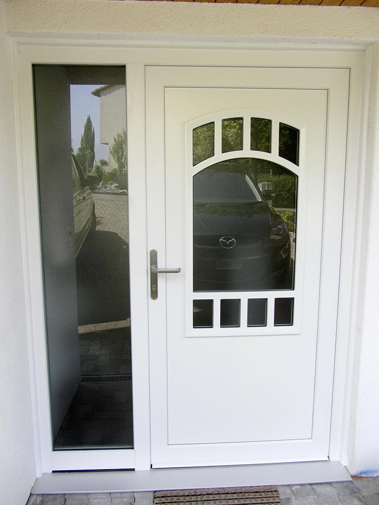 Ersatz Haustüre vorher